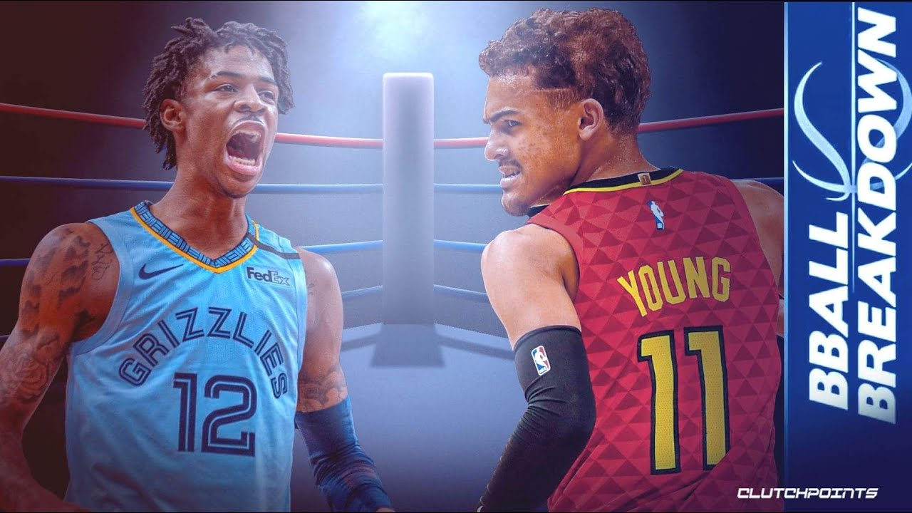 Is Ja Morant Better Than Trae Young?