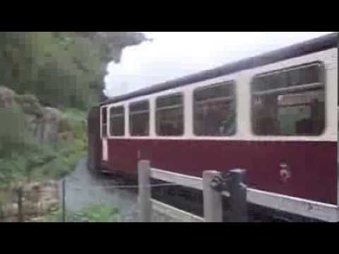 West Highland Railway, Snowdonia, UK