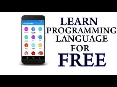 Best App To Learn Programming Language For Free | With Compiler | All Programms in One App