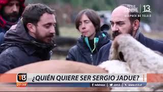 ¿Quién quiere ser Sergio Jadue?