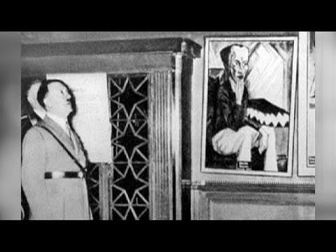 Previously unknown masters' art found in Munich trove
