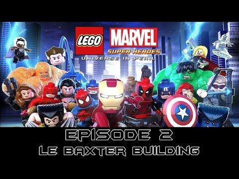 LEGO Marvel : L'Univers en Péril (iPad) #2
