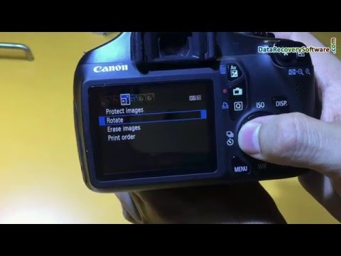 DSLR Camera Data Recovery: Restore lost photo and video files from Digital Camera