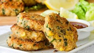 Potato Tuna Patties Recipe