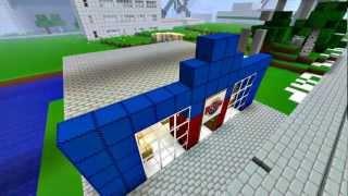 Minecraft City - Bob's