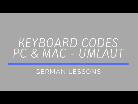 Keyboard Codes