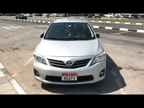 Toyota Corolla 2012 1.6