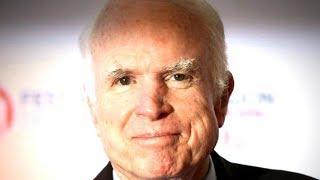 Sen. John McCain diagnosed with brain tumor