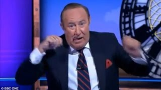 """Green Party """"car crash"""" interview with Andrew Neil"""