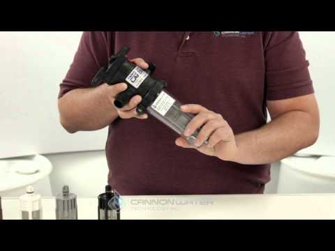 Lakos TwistIIClean How To Change Filter Element on a 3/4 or 1 Inch Model