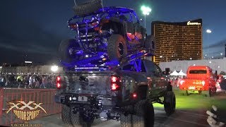 COOLEST SxS RIGS FROM SEMA!!