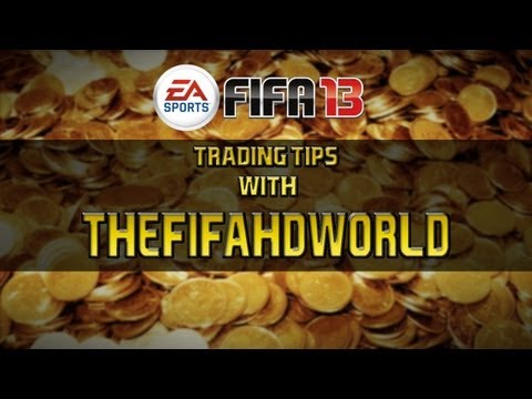 Fifa 13 Ultimate Team - Trading Tips With TheFifaHDWorld - Episode 7 - ST To CAM Method!