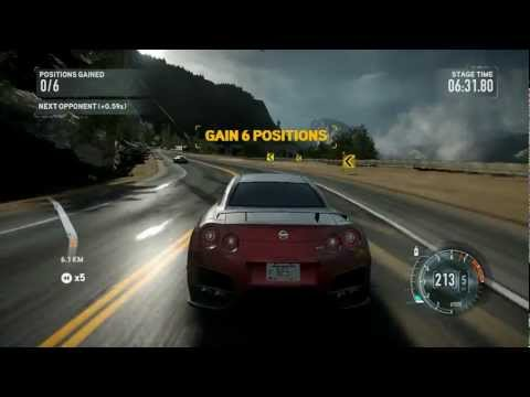 Need For Speed: The Run PC Gameplay Video