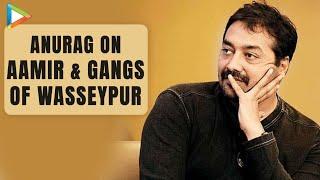 Main Kaun Hoon Aamir Se Upset Hone Waala - Anurag Kashyap