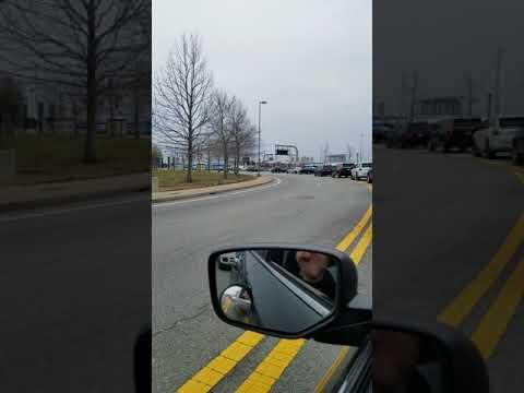 something is going on at Boston Logan International Airport