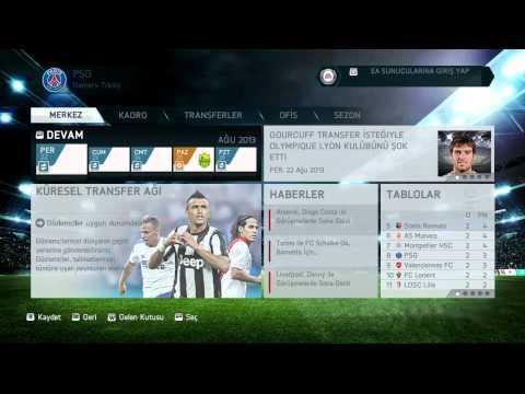 FIFA 14 Messiyi Transfer Etmek(FIFA 14 Signing Messi)