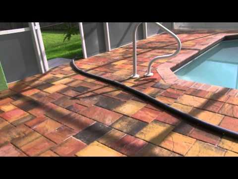 Paver Pool Deck Installation - Cape Coral, FL