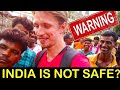 BEWARE! ⚠️INDIA IS NOT SAFE! 🇮🇳