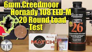 Using the 10 Round Load Development Ladder test
