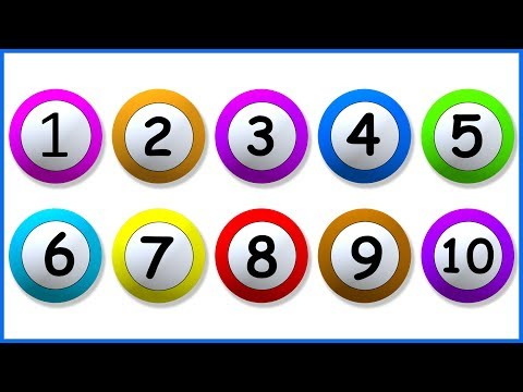 Xxx Mp4 Learn Numbers From 1 To 10 123 Number Names 1234 Numbers Song 12345 Counting For Kids 3gp Sex
