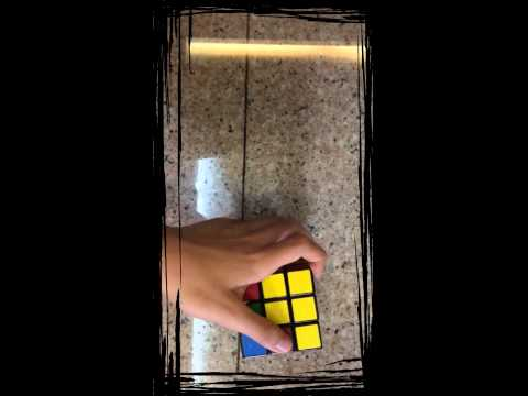How to solve the Rubik's Cube! (Easy Way!)