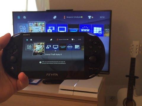 Review: RemotePlay auf der PS Vita & PS4 [German/Deutsch]