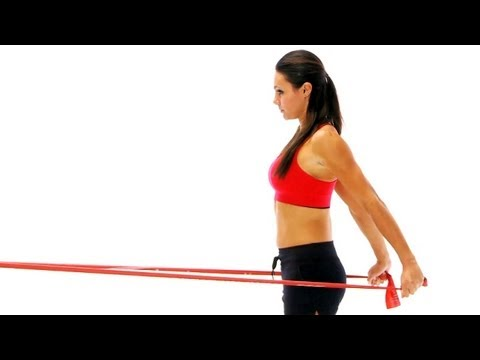 Shoulder Exercises - Bilateral Shoulder Extension