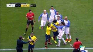 Football Fights 2016 [Copa America Centenario]