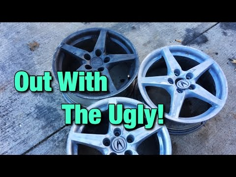 How To Strip Paint From Old Wheels