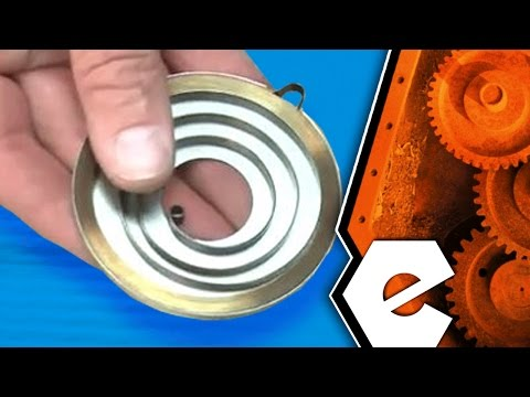 How to Replace the Starter Spring on a Ryobi Handheld Gas Blower