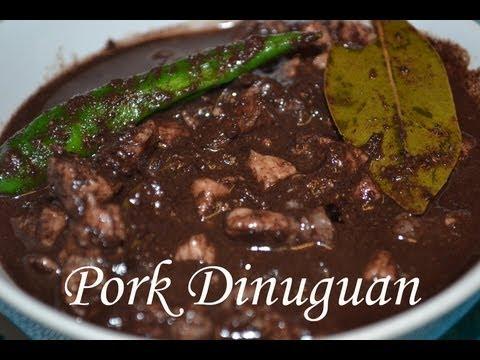 Pork Dinuguan