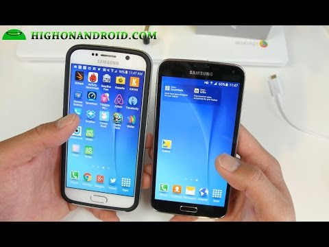 How to Convert Galaxy S5 into Galaxy S6! [Sixperience ROM]