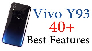 Vivo Y93 40+ Best Features and Tips and Tricks