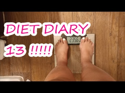 DIET DIARY 13   KETOGENIC DIET   17.4 lbs LOST
