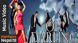 Darling | New Nepali Modern Pop Song 2016/2073 by Samrat Chaulagain, Rosani Chaulagain