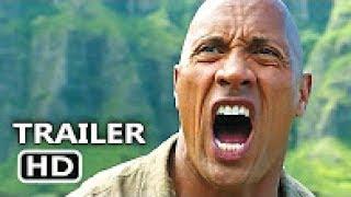 Jumanji 2 : International Official Trailer 2017 New Footage Dwayne Johnson Adventure Movie HD