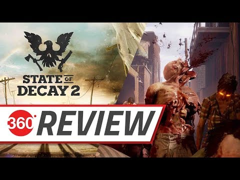 State of Decay 2 Review | Microsoft's Cheapest Xbox One Game Is One of Its Best