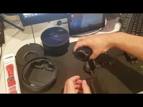 Samsung Gear S3 Frontier Australian Unboxing