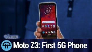 Moto Z3 Review:
