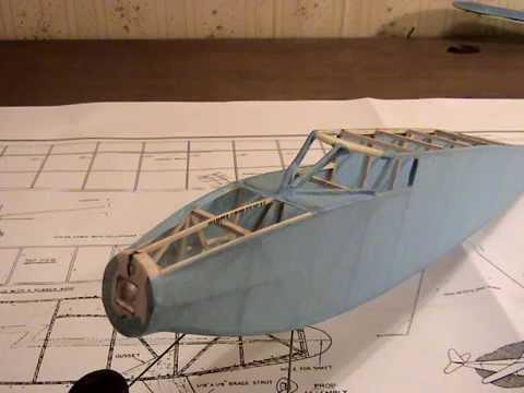 Phantom Fury Model plane Build
