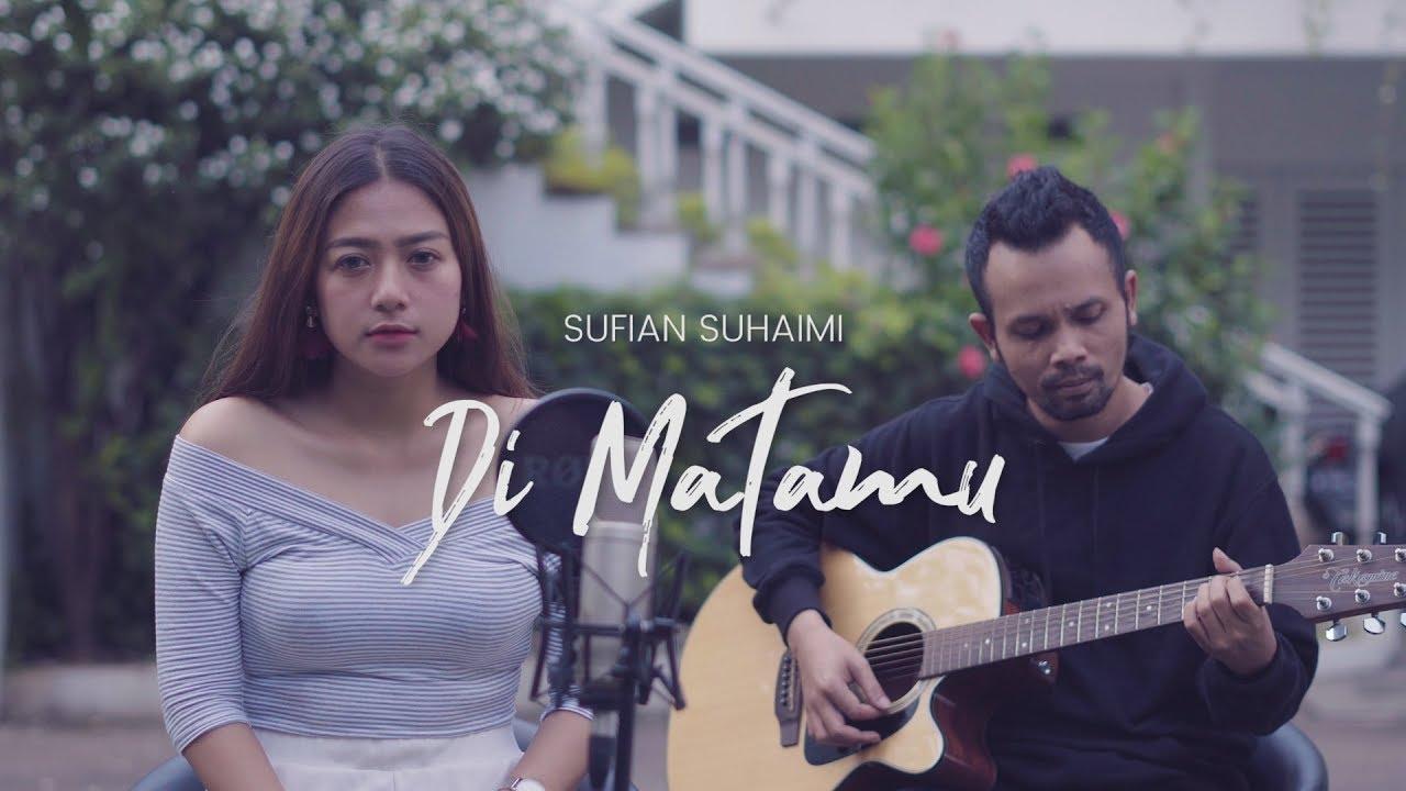DI MATAMU - SUFIAN SUHAIMI ( Ipank Yuniar ft. Kikijecky Akustik Cover )