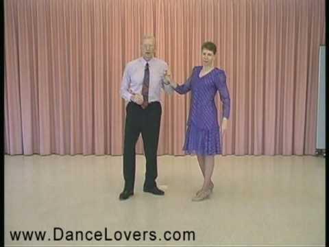 Learn to Dance the Mambo - Advanced Scallop - Ballroom Dancing