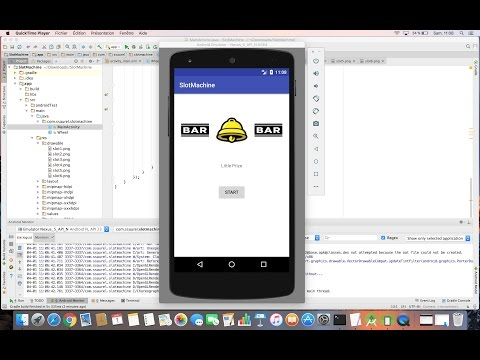 Create a Slot Machine Application with Android Studio