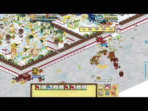 Social Empires Enemy Camp - Captive Healers!