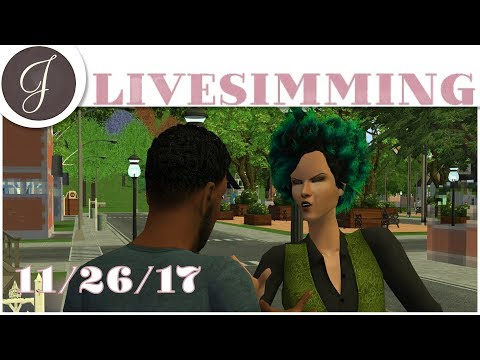 Sims 2 Gameplay  ▶Livesimming Highlight◀  Ultimate Collection ~ Custom Content & Neighborhood