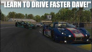 iRacing | TOP SPLIT VRS SPRINT @ WATKINS | MERCEDES AMG GT3