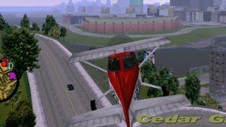 GTA 3: How to Fly a Dodo