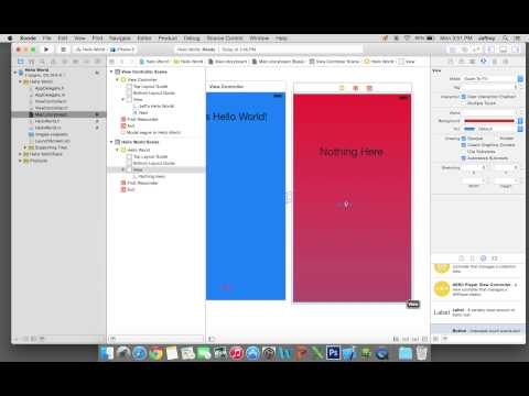 Ios objective c tutorial for realm insert, fetch, update, delete.