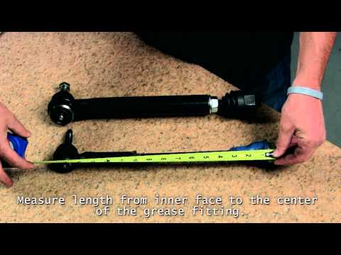 How to Replace your Tie Rods with Rare Parts Gen2 Heavy Duty Tie Rod Assemblies