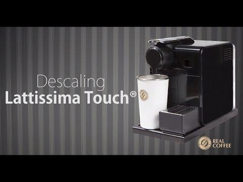 Descaling Lattissima Touch®
